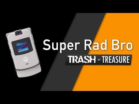 Motorola Razr V3XX in 2016 | Trash or Treasure?