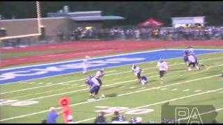 Chase Edmonds - Running Back - Central Dauphin East  - 2011 Season Highlights