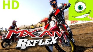 Gameplay ★ MX VS ATV REFLEX ★ PC - Español