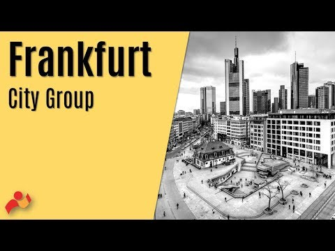 City Group Frankfurt // Community
