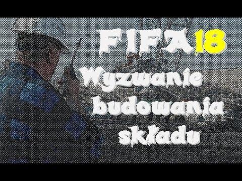FIFA 18 Wyzwanie budowania składu   PS4   Hybrydy ligowe część 2