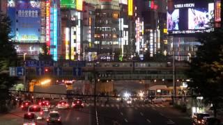 Japan Trip 2013 Tokyo Shinjuku Kabukicho West a girder bridge Trains run Night view 764(Kabukichō, Tokyo From Wikipedia, the free encyclopedia Kabukichō (歌舞伎町?) is an entertainment and red-light district in Shinjuku, Tokyo, Japan. Kabukichō ..., 2013-05-31T15:27:41.000Z)