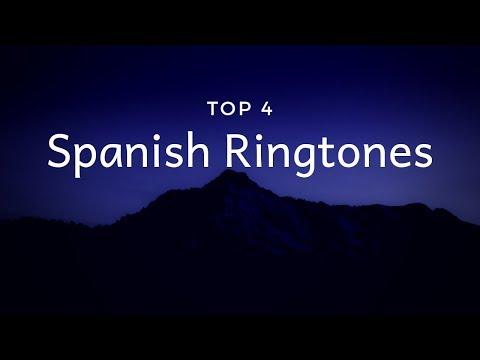 Top 4 Spanish Ringtones (Must Try) 🎵🎵 (Download link in Description)