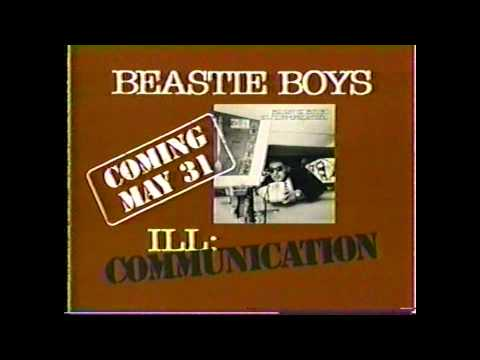 Beastie Boys HD :  Ill Communication Commercials - 1994