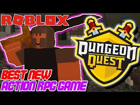 BEST *NEW* RPG GAME ON ROBLOX! PERIOD! | Roblox: Dungeon Quest