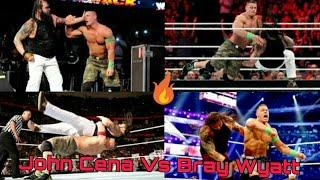 WWE Raw 19th January 2019 Jhon cena vs Bray wyatt cena destroyed bray wyatt full match HD replay