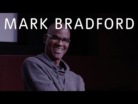 Mark Bradford: In Conversation | Artist's Talk | Tate
