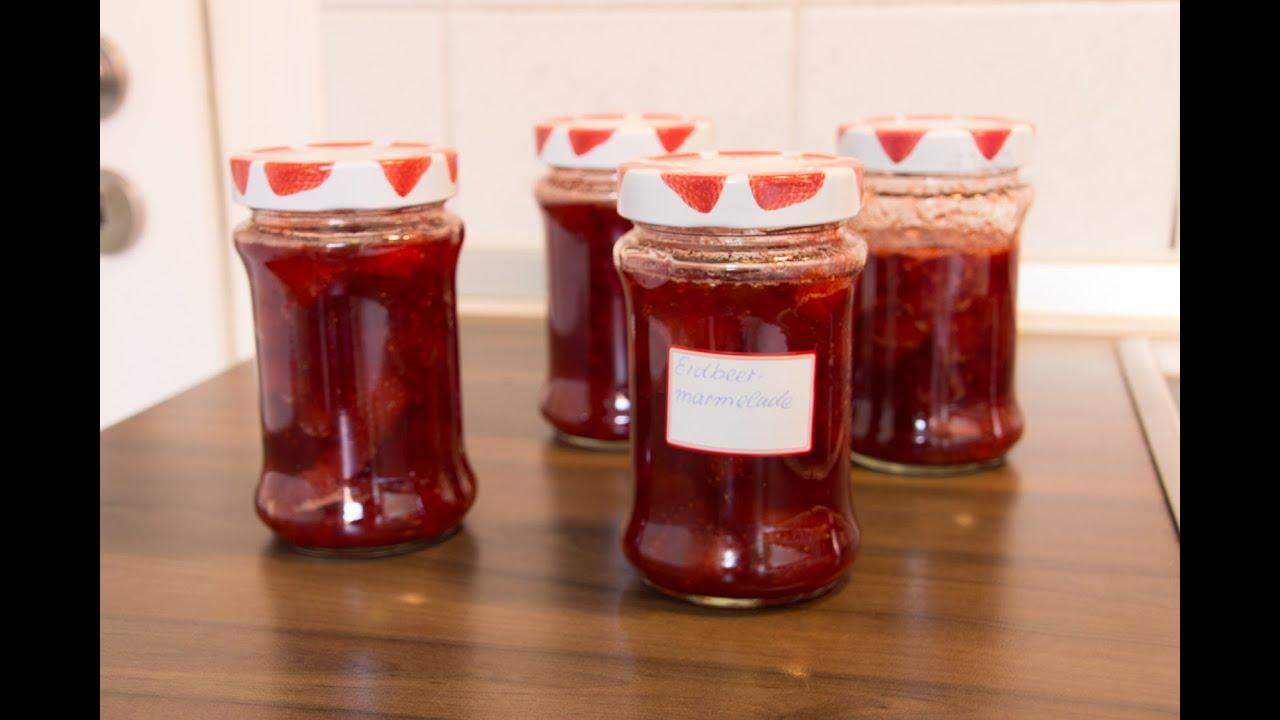 konfit re marmelade gelee selbst gemacht einfach schnell lecker rezept recipe youtube. Black Bedroom Furniture Sets. Home Design Ideas
