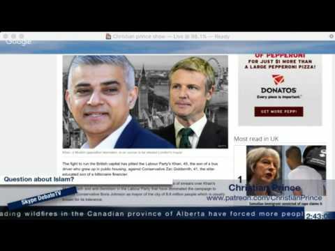Christian Prince - Muslim Mayor In London