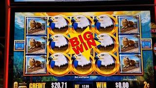 Birds of Pay Slot Machine Nice Line Hit  8 Wilds Added!!!!