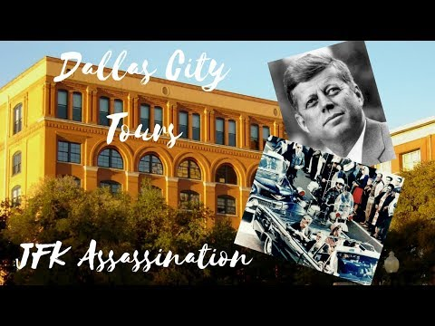 JFK ASSASSINATION | WHAT REALLY HAPPENED ? | DALLAS CITY TOURS