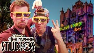 LE PARC DISNEY HOLLYWOOD STUDIO - Vlog USA