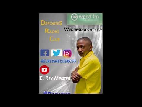 Deportes Radio Club - 1st Show