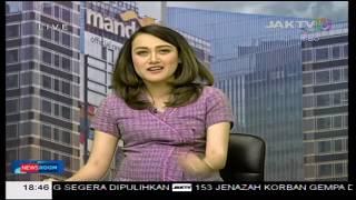 Ayu Wardhani  JAKTV 02/10/18