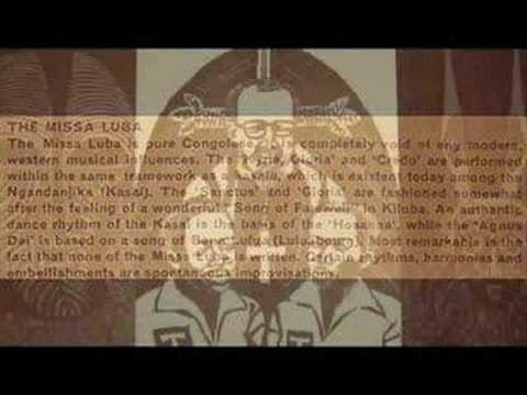 Missa Luba 1965: Gloria (B2)
