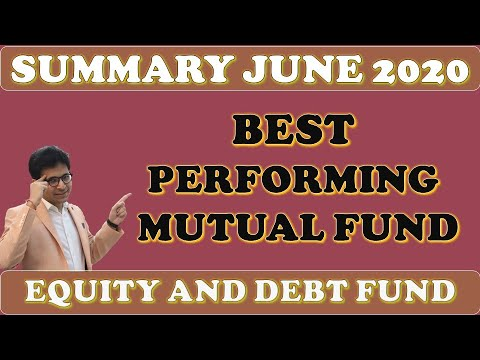 mutual-funds---monthly-summary-|-june-2020---market-update-|-best-equity-and-debt-mutual-fund-|