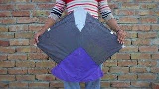 Kite Flying On Sky | Patang Flying Gudda Flies
