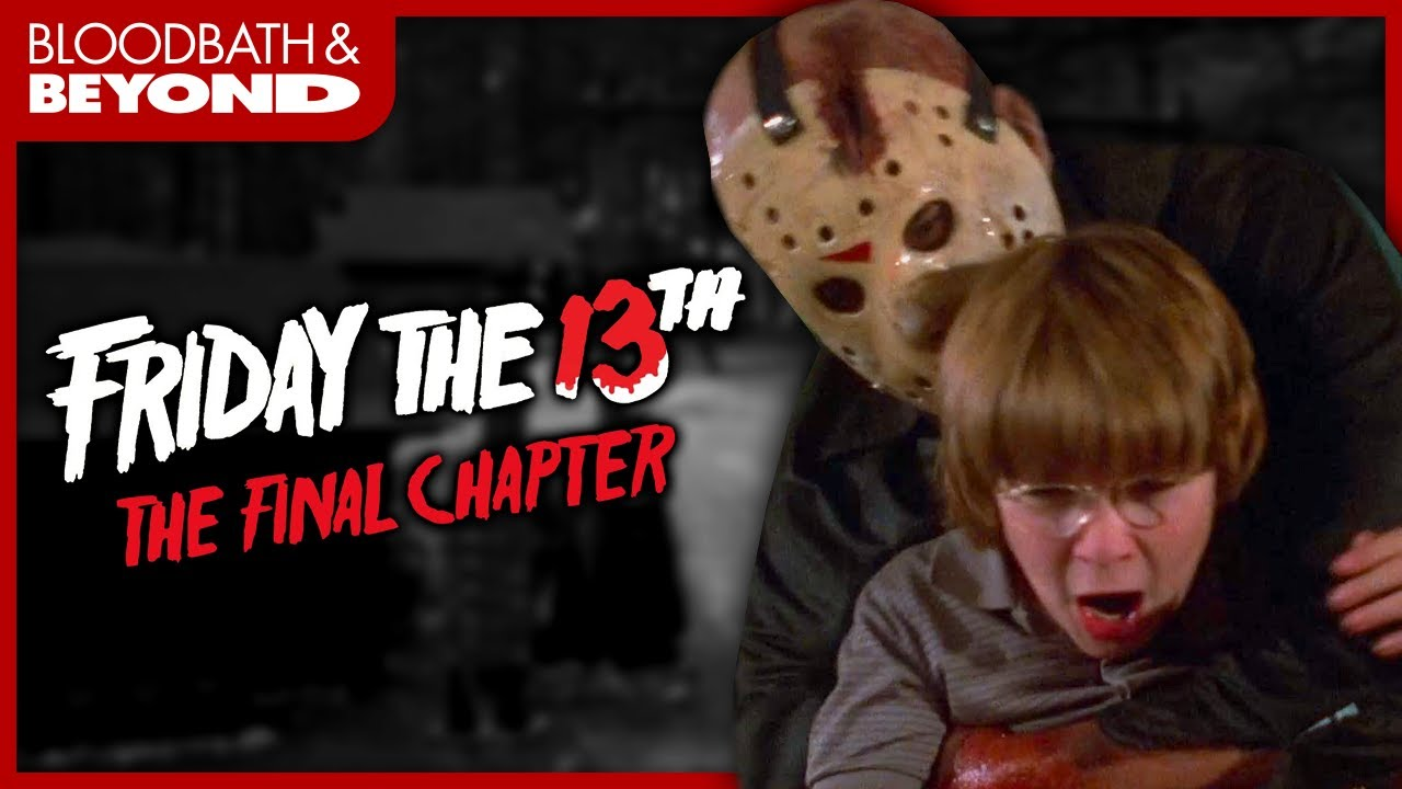 Best in the franchise? ???? | Friday the 13th: The Final Chapter (1984) - Movie Review