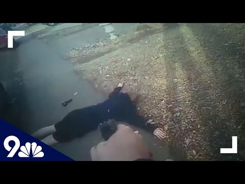 RAW: Bodycam Video Shows Attempted