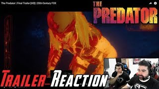 The Predator Final Angry Trailer Reaction!