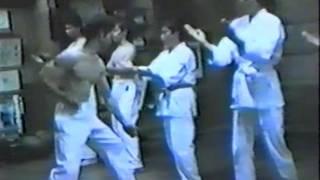 沖縄空手道 UECHI-RYU KOZA DOJO TRAINING (1980's)
