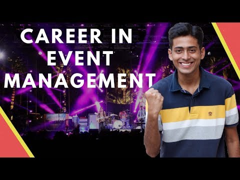 Event Management Career After 12th in India | # 35 | by Abhishek Kumar Career Coach