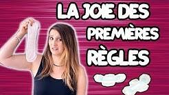 AVOIR ses RÈGLES pour la PREMIÈRE FOIS! - Angie la Crazy Série -