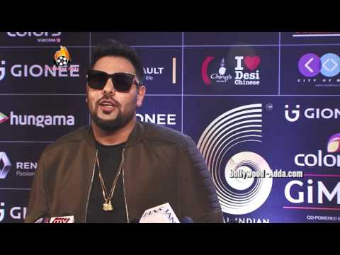 Badshah LIVE Singing Kar Gayi Chull - GIMA Awards 2016 - Global Indian Music Academy !!!
