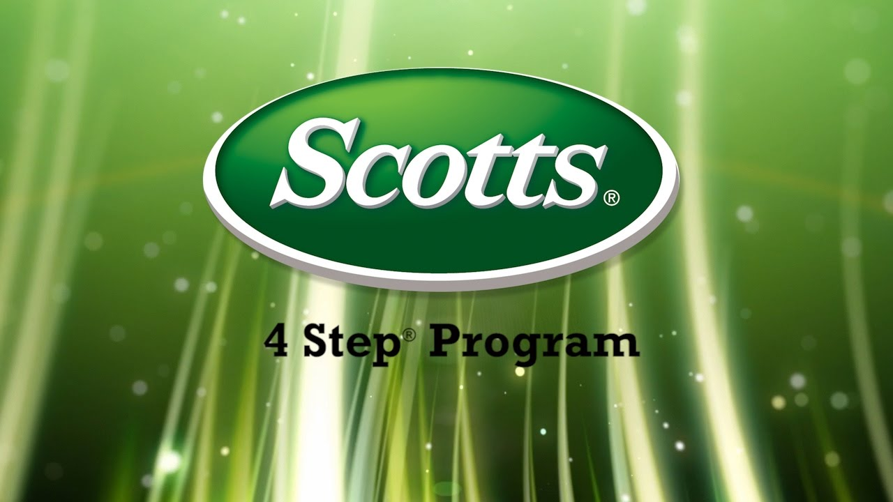 Scotts 174 4 Step 174 Program Simple Amp Complete Lawn Care