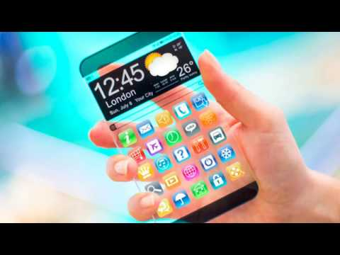 future smartphones with advanced technology!most wonderful and very powerful!