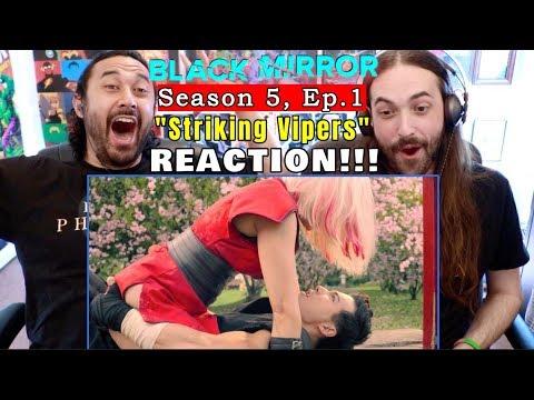 BLACK MIRROR | Season 5 Episode 1 | REACTION!!!