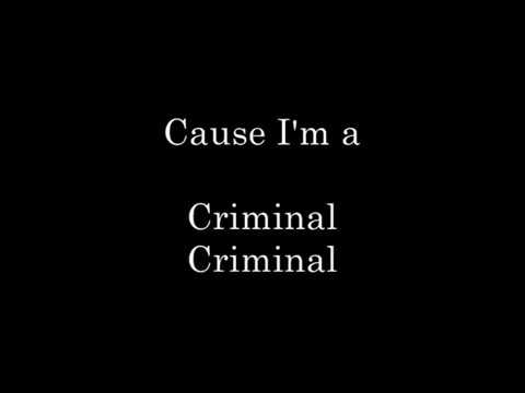 Criminal Song  Lyrics by - Eminem