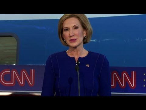 Fiorina: Women knew what Trump meant