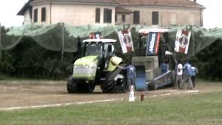 claas challenger 55   fast pulling Monsola 2014