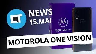 Motorola One Vision no Br; Alerta da MS e + [CT News]
