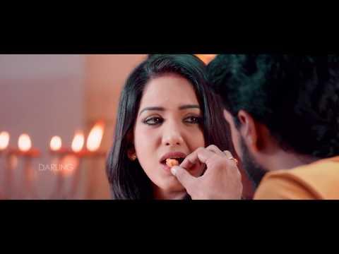 Vijay Tv Chinnathambi Serial Prajin and pavani reddy DARLING ELECTRONICS  EMI TVC AD