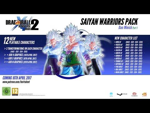 Download Dragonball Xenoverse 2 Ultimate Gokhan Pack Mystic Ssj Ssj5