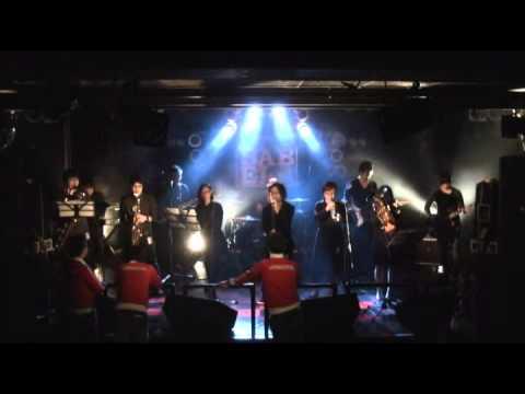 あさじぃ&ゴーゴーズ2014 11初の屋内LIVE