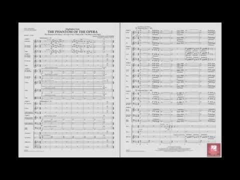 Highlights from Phantom of the Opera by Webber/arr. Vinson
