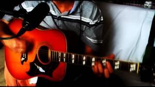 Almost Saturday Night ~ Rick Nelson - John Fogerty ~ Acoustic Cover w/ Epiphone Dove Pro VS