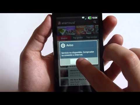 Review // LG Optimus Black Actualización 2.3.4 // Español
