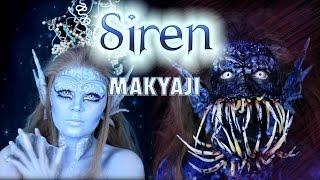 Siren Makyajı | NYX Face Awards Türkiye Final