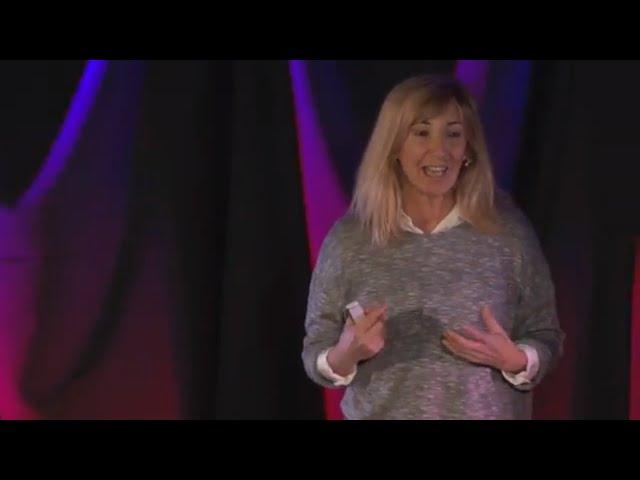 Otra forma de transitar la quimioterapia | Victoria Viel Temperley | TEDxSanIsidro