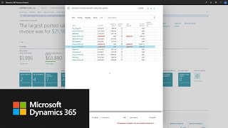 How to apply a payment to multiple customer ledger entries in Dynamics 365 Business Central