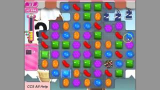 Candy Crush Saga Level 702 3* NO BOOSTERS