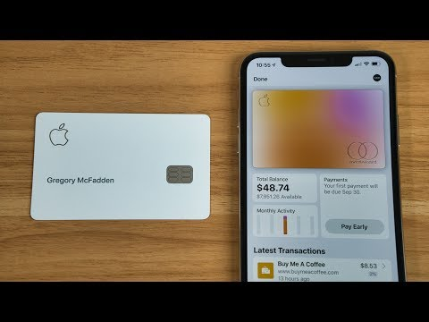 Apple Card - One Week Later Review