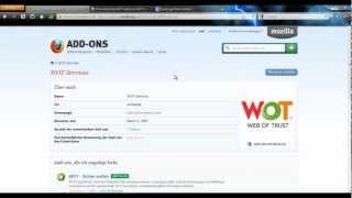 Web of Trust (WOT) - Add-on für Browser - für mehr Sicherheit beim Surfen