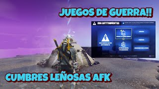 Comment BASE AFK CUMBRES WOOD - Tour de ma base - Fortnite Save the World