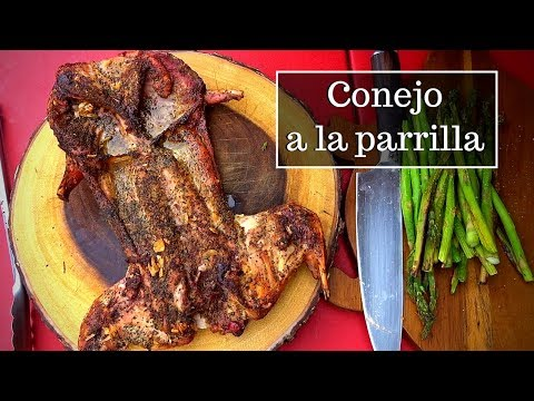 Conejo a la Parrilla | La Capital