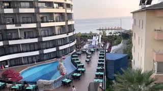 Обзор отеля Ноксин Делюкс Канаклы Алания Туры в Турцию